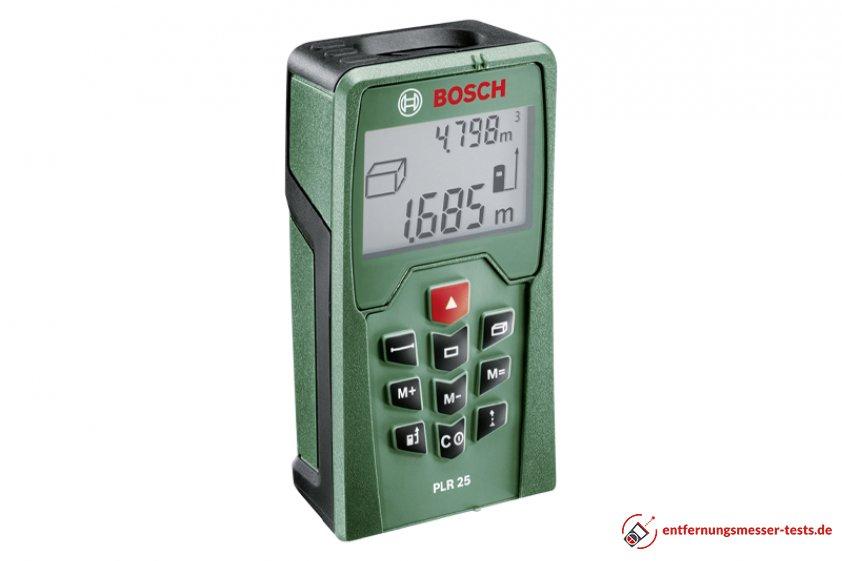 Bosch Entfernungsmesser Bedienungsanleitung : Bosch plr 25 test u2022 entfernungsmesser testbericht 2014